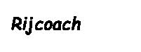 Rijcoach Yvon